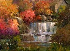 Wallis is one of Utah's most talented and successful oil painters. He is a member of the Society of American Impressionists, The Society of Plein Air Artists of America and the Northern California Society of Plein Air Painters and he has received the Oregon Trail National Show's Sweepstakes Award and Springville Museum Salon's Juror's Choice Award.