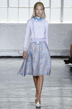 Tanya Taylor RTW Spring 2014 - Slideshow - Runway, Fashion Week, Reviews and Slideshows - WWD.com