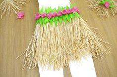 Tuto fabriquer le pagne traditionnel de Vaïana
