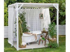 Bygg en pergola för härliga sommardagar, Byggmax har materialet!