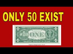 $1 bill worth thousands! - YouTube