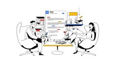 """Check out this @Behance project: """"GOOGLE GSUITE"""" https://www.behance.net/gallery/45635753/GOOGLE-GSUITE"""