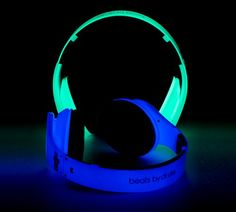 glow in the dark Beats by Dr. Dre