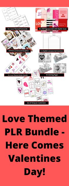 10 x Love Themed Journal Design Templates 2 x Love Themed Journal Interior Templates 10 x Love Themed Print on Demand Graphics 20 x Love Themed Card Deck Design Templates 20 x Love Themed Sticker Design Templates 10 x Love Themed Coloring Pages (uneditable) ALL WITH COMMERCIAL LICENSE! Card Deck, Deck Of Cards, Why I Love You, Love Coupons, Journal Design, Coupon Template, Cover Template, Private Label, Deck Design