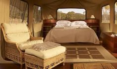 Glamping Australia.  As much as I love roughing it.  This would most definitely be worth a try some day.