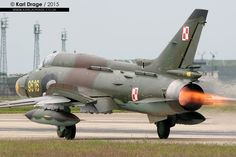 9616 - Sukhoi Su-22M4 Fitter - Polish Air Force