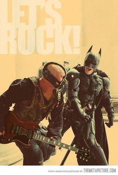 You have my permission to Rock…