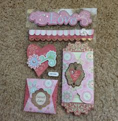 New  RARE Scrapbooking Dimensional by YourScrapbookingShop on Etsy, $2.25