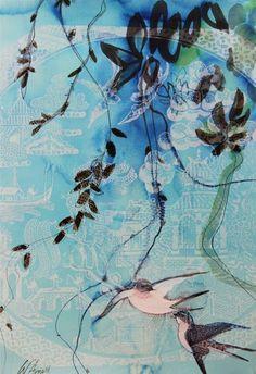 Manyung Gallery Group Wendy  Arnold Arabesque