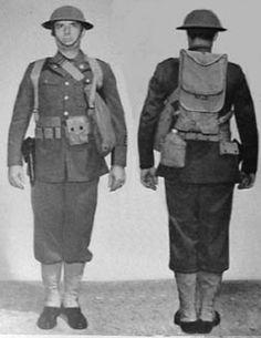 U.S. Army Uniform in 1939