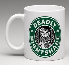 Disney Starbucks Inspired Sally Nightmare Before Christmas Coffee Mug Tea Cup