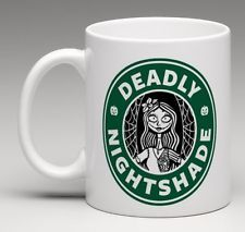 Disney Starbucks Inspired Sally Nightmare Before Christmas Coffee Mug Tea Cup
