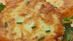 Potato Cakes recipe...