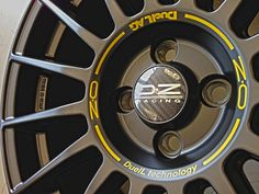 "Superturismo LM23 17"" Matt Graphite (Special Edition for Duell AG from Japan) #OZRACING #RACING #SUPERTURISMO #RIM #WHEE"