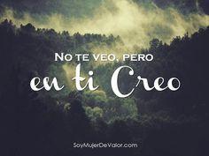 Creer en Èl
