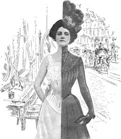 Click to read about historical Corsets