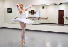 رقص کی دلدادہ 77 سالہ بیلے ڈانسر