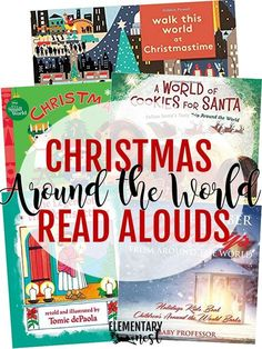 Christmas Around the World lesson plans and ideas, christmas around the world ac… Christmas Around the World – Unterrichtspläne und -ideen, Christmas Around the World-Aktivitäten für den Grundschulunterricht mit Christmas Around the World FREEBIES Library Lessons, Reading Lessons, Library Books, Preschool Christmas, Christmas Activities, Holidays Around The World, Preschool Lesson Plans, Christmas Books, Reading