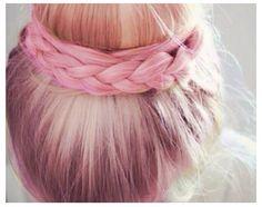 Baby Pink  Salon Grade Temporary Hair Chalk  by LiveLoveAlohaHair, $1.49
