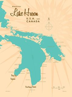 Lake Okeechobee Fl Canvas Print Products Florida Map Camping