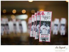 Kaitlyn & Nick's Red Sox Themed Wedding at The Villa - East Bridgewater | Boston, Newport & Providence Wedding Photographer