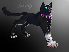 Warrior Cats Scourge, Love Warriors, Dog Teeth, Cat Wallpaper, My Arts, Batman, Superhero, Dogs, Fictional Characters