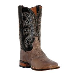Dan Post Men's Franklin Cowboy Certified Western Boots my new boots from my wife