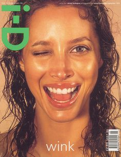 Proof that a smile and a wink gets you further than you think, i-D opens up its cover archive. Explore 35 years of i-D.