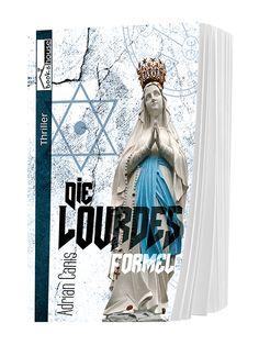 """5 Sterne für """"Die Lourdes-Formel"""" von eskimo81, http://www.lovelybooks.de/autor/Adrian-Canis/Die-Lourdes-Formel-1225563055-w/rezension/1228221743/"""
