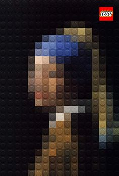 Girl with a pearl earring by Marco Sodano