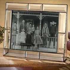 Amazon.com - J Devlin Photo Frame 8x10 Horizontal Polished Beveled Glass - Single Frames