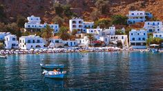 The Serendipities of Southern Crete