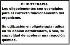 ¿En qué consiste la #oligoterapia? Lo explica la @DraOrens #salud http://blgs.co/29rnv6