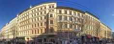 Exploring Berlin: A Walk Down Kastanienallee
