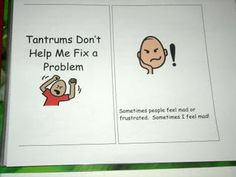 Build a Problem Solving Conflict Resolution book for kids to help  with anger and tantrums
