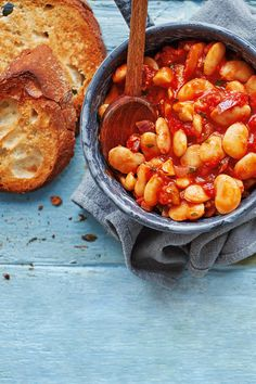 Loaded with rich spices, fragrant herbs and a spoonful of maple syrup, these are not your average baked beans. Serve with Brazil nuts and toasted sourdough for a sophisticated take on a comfort food classic. | Tesco