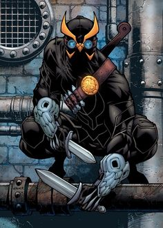 DC COMICS - Talon