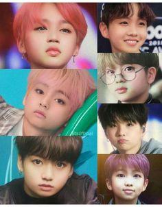 BTS members looks so cute in this baby filter😭😭 Bts Bangtan Boy, Bts Jimin, Bts Taehyung, Foto Bts, Fanart Bts, Les Bts, Bts Meme Faces, V Bts Wallpaper, Bts Memes Hilarious