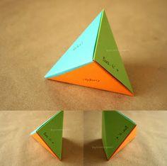 Craftingeek*: FoxBox: carta + detalle // regalo facil y diferente