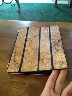 iPad 2 Wood case by carlybray on Etsy, $34.99