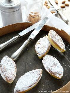 Almond Pastry Recipe in Italian