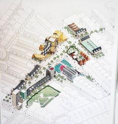 "nexttoparchitects: ""Urbanisme. #next_top_architects : @waseemhamada """