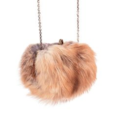 Anastasia Naturale Fox Fur