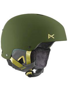#Anon #Striker #Helmet  #bluetomato #protectors #protection #winter #snowboarding #skiing