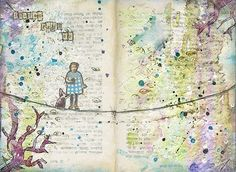 journal page by siwka