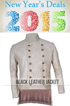 3 10 To Yuma Prince Charlie Jacket for sale at Cheap Price. White Leather Jacket for mens Hollywood movie. Buy Now!. . #310ToYuma #PrinceCharlie #Jacket #WhiteJacket #LeatherJacket #MenFashion #MovieJacket #NewYear2015Deals #NewYearDeals #HappyNewYearDeals #Deals