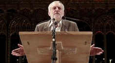 Britain's opposition Labour Party leader Jeremy Corbyn. © Suzanne Plunkett