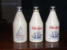 Old Spice - My grampa always wore it!