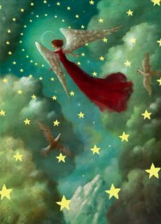 Angel and Doves ~ Stephen Mackey