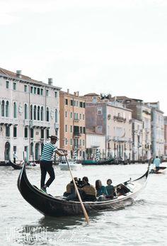 Wiesenknopfschreibselei: Venedig in der Hochsaison - Tipps & Tricks